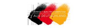Service, Produktqualität und Kompetenz aus Deutschland