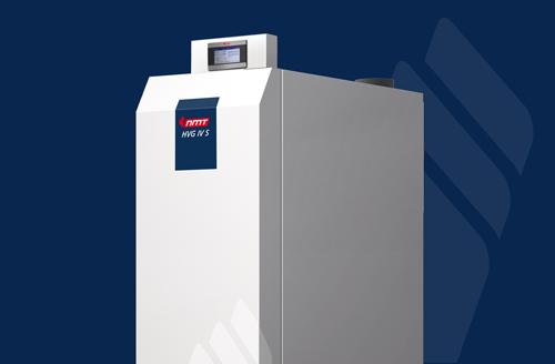 Produktneuheit – Scheitholzvergaserkessel HVG IV