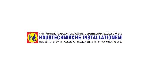 NMT-Handwerkspartner HTI Haustechnische Installationen GmbH aus Radeberg